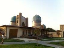 Uzbekistan Humsan Royaltyfria Foton