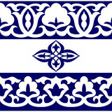 Uzbekistan patterns Royalty Free Stock Images