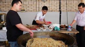 Uzbekistan ryż Obraz Stock