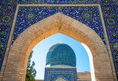 Uzbekistan Royalty Free Stock Images
