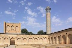 Uzbekistan, Samarkand Shah-i-Zinda complex in Samarkand. Historical place, Shah-i-Zinda complex in Samarkand, Uzbekistan, XV century stock photography