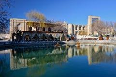 Uzbekistan. Travel through historical places in Uzbekistan royalty free stock photography