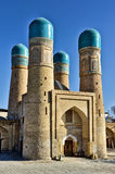 Uzbekistan. Travel through historical places in Uzbekistan Stock Images