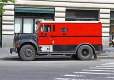 uzbrojona ciężarówka Zdjęcia Stock