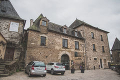 Uzerche, France Royalty Free Stock Images