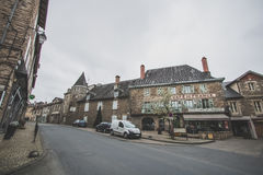 Uzerche, France Royalty Free Stock Photo