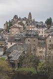 Uzerche, France Royalty Free Stock Image