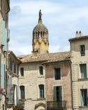 Uzes (França) Foto de Stock Royalty Free