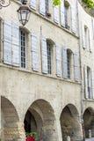 Uzes (França) Foto de Stock