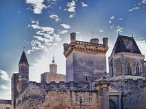 Uzes, France Stock Photos