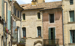 Uzes (France) Royalty Free Stock Photography
