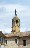 Uzes (France) Stock Photo