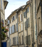 Uzes (France) Royalty Free Stock Photos