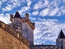 Uzes, Francia Imagenes de archivo