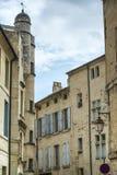 Uzes (Francia) Fotografie Stock