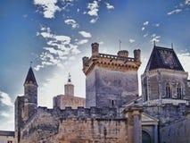 Uzes, Francja Zdjęcia Stock