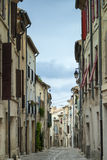 Uzes (Languedoc-Roussillon, France) Royalty Free Stock Photo