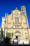Uzes, south of France Stock Photography