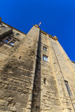 Uzes, Tower of the ducal palace Stock Photography
