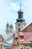 Uzhgorod, Transcarpathia, Ukraine Royalty Free Stock Images