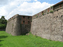 Uzhhorod Castle Royalty Free Stock Photography