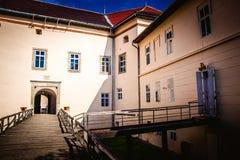 Uzhhorod Castle Royalty Free Stock Photos