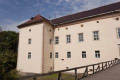 Uzhhorod Castle. Uzhgorod History Museum Royalty Free Stock Photos