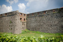 Uzhhorod-Schloss Lizenzfreies Stockfoto