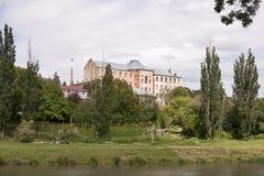Uzhhorod State University Stock Photography