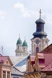 Uzhhorod Stock Photography