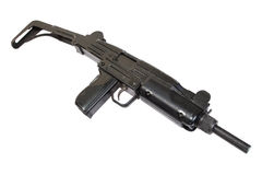 UZI submachine gun Royalty Free Stock Photography