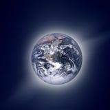uziemia planetę obrazy royalty free