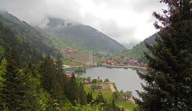 Uzungol (lago largo) Imagenes de archivo