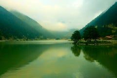 Uzungol (lang meer) Royalty-vrije Stock Foto
