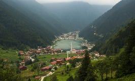 Uzungol Trabzon Lizenzfreie Stockbilder