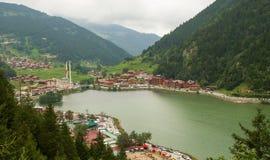 Uzungol/Trebisonda in Turchia Immagine Stock Libera da Diritti