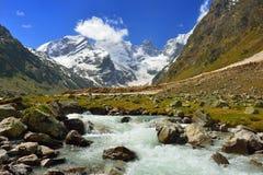 Uzunkol in Caucasud Royalty Free Stock Images