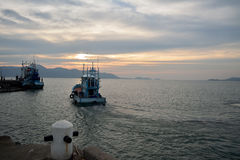 Vá ao mar Imagem de Stock Royalty Free