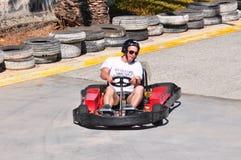 Vá-kart competir fotos de stock