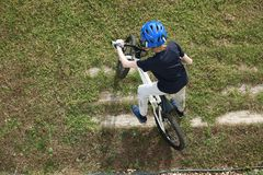 Vá para um passeio da bicicleta Fotos de Stock