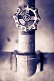 Válvula da água Fotografia de Stock Royalty Free