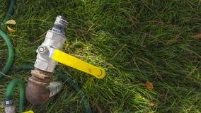 Válvula da água Imagens de Stock