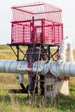 Válvula da energética Fotografia de Stock