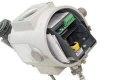 Válvula da pneumática fotos de stock