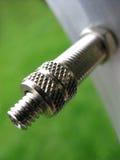 Válvula de presión de aire Fotografía de archivo