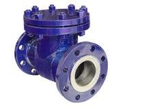 Válvula de seguridad compacta moderna para la seguridad aumentada del transporte del gas Foto de archivo libre de regalías