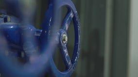 Válvula industrial da água filme