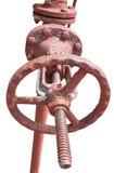 Válvula oxidada Imagens de Stock Royalty Free