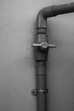Válvula velha da água Fotografia de Stock
