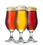 Vária cerveja imagens de stock royalty free